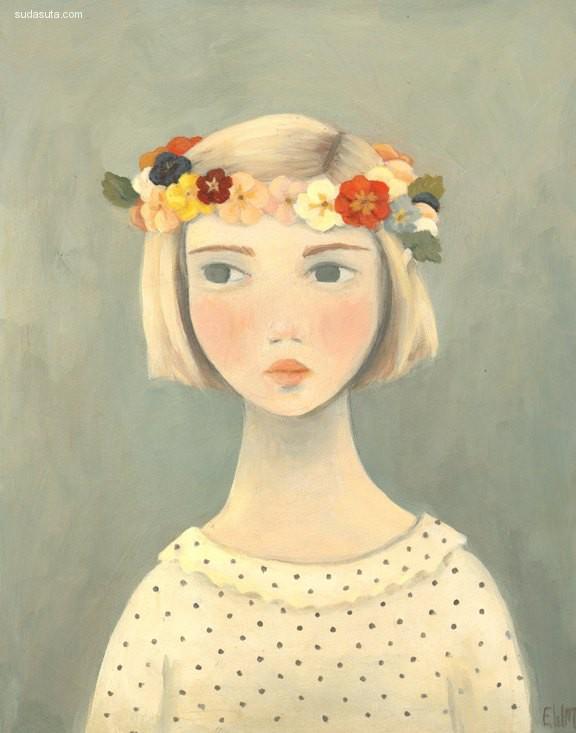 Emily Winfield Martin 绘画艺术欣赏