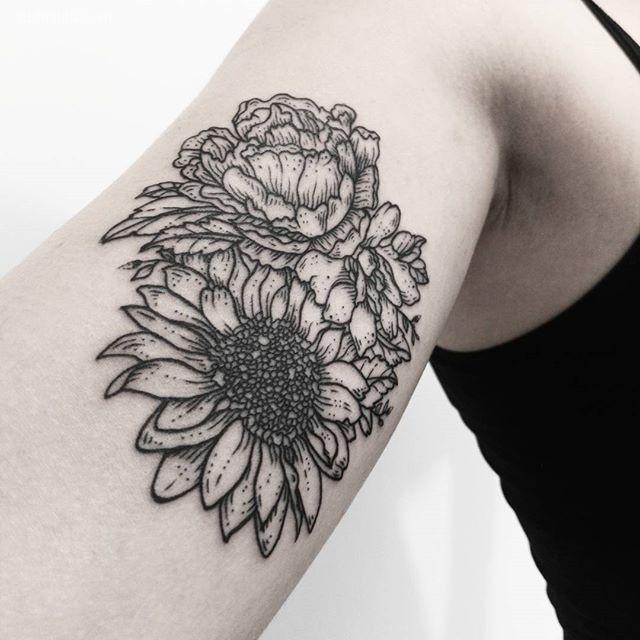 Fer Solley 纹身图案设计欣赏