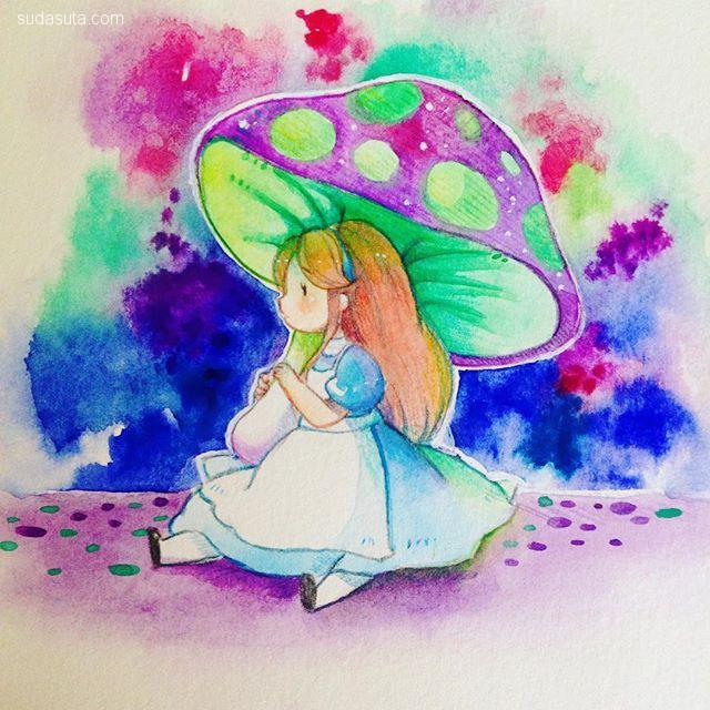 Fuzzylactic 少女的涂鸦本子
