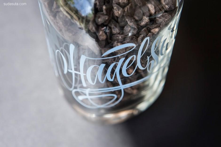 Hagelswag 甜美可爱的巧克力包装设计欣赏
