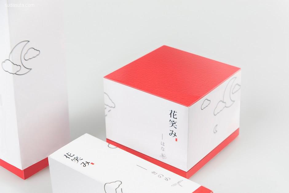 Hanaemi Cosmetics 包装设计欣赏