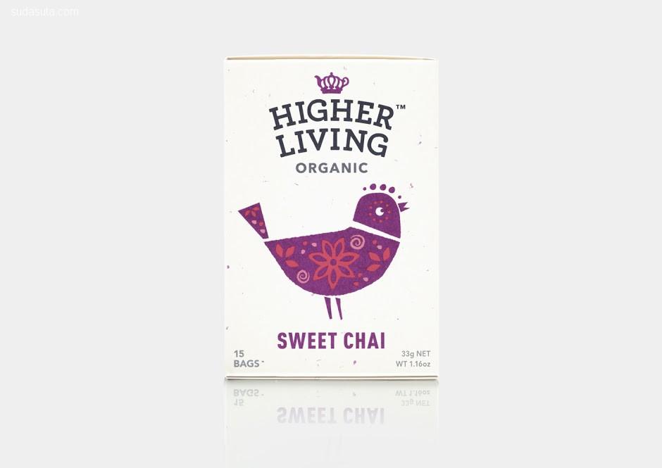 Higher Living 包装设计欣赏
