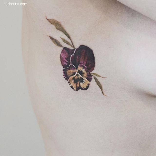 纹身艺术家 Jasper Andres