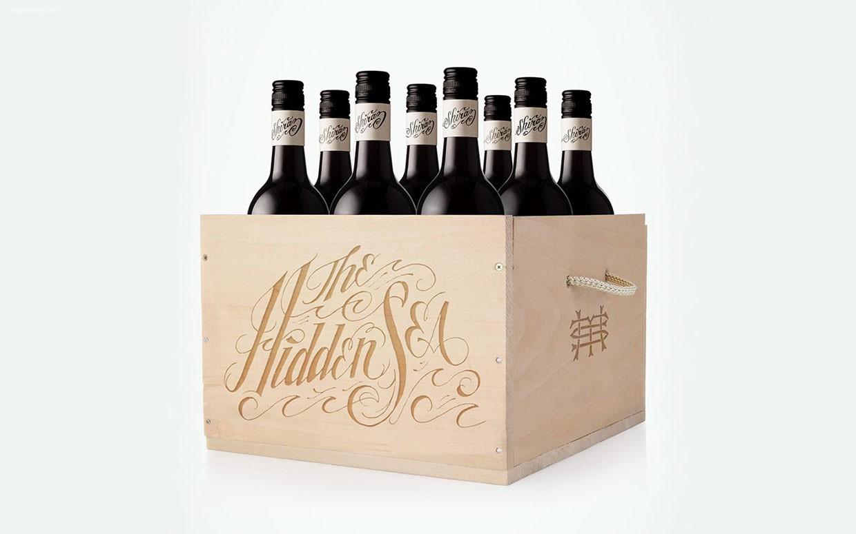 The Hidden Sea 品牌设计欣赏