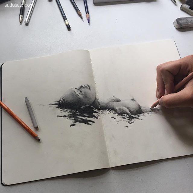 Josh Krecioch 的涂鸦本子