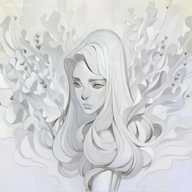 Joy Ang 喵咪与手绘