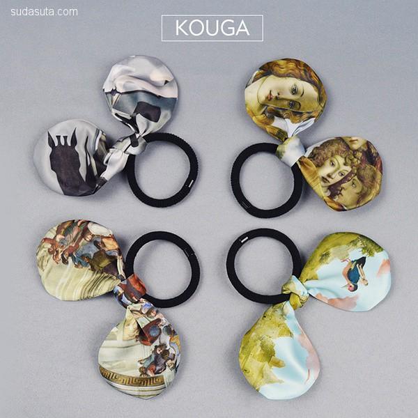 独立设计师品牌 口嘎KOUGA