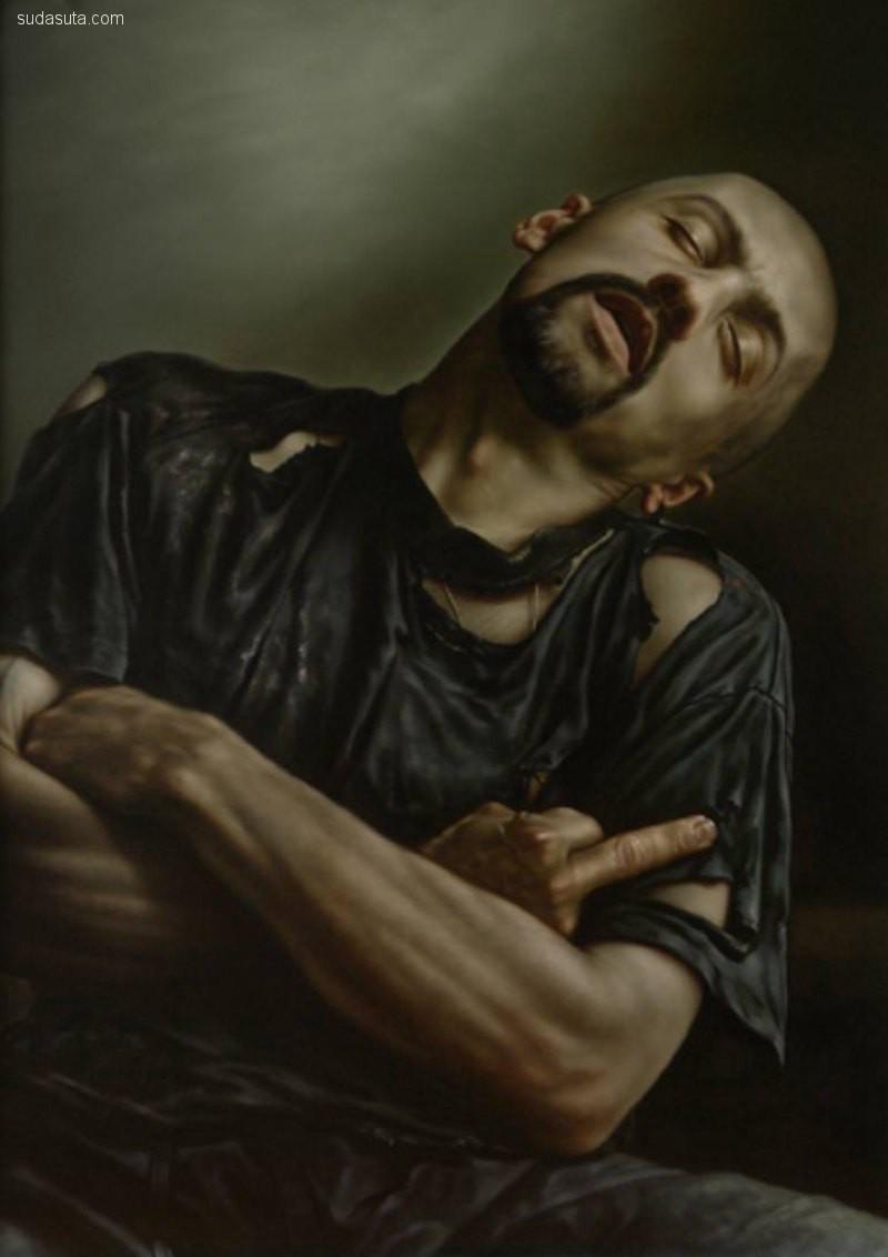 Karel Balcar 超现实主义绘画艺术欣赏