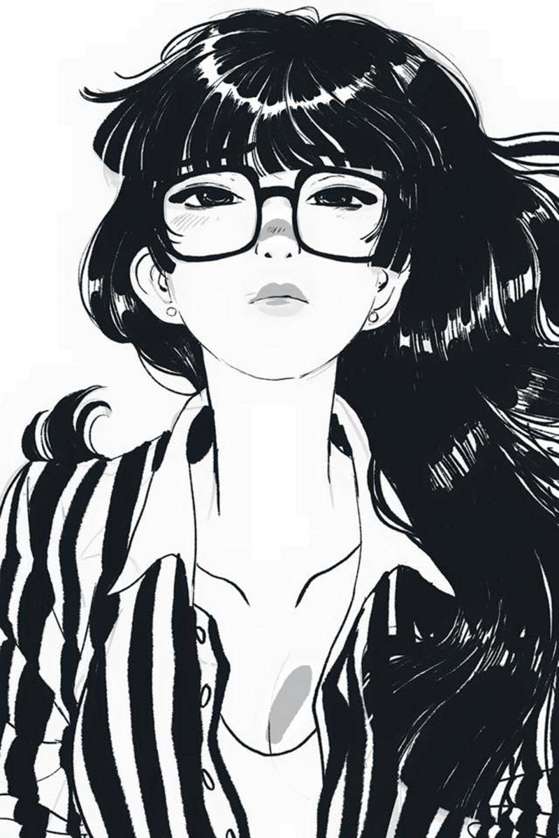 JISOO KIM 的少女情怀 漫画同人欣赏