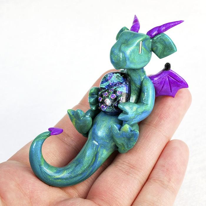 Lindy 的龙玩具