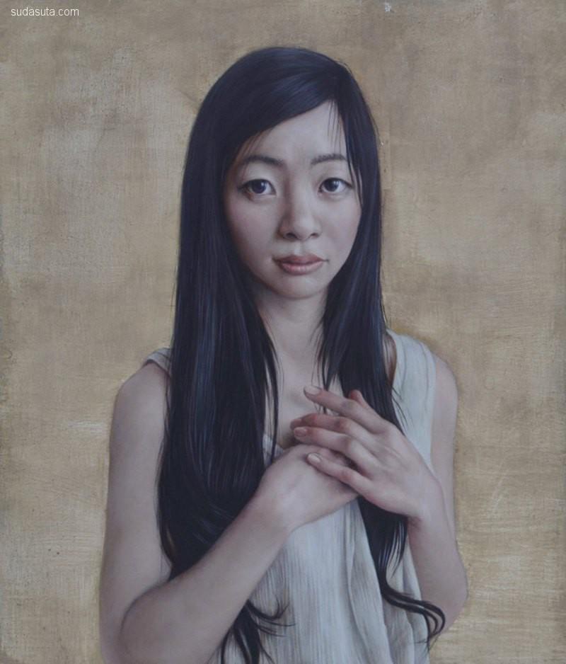 Makoto Nagasaka 人像插画欣赏