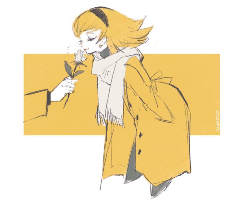 Marina 的漫画涂鸦本子