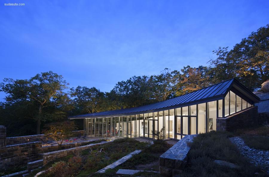 McCann Residence 建筑及室内设计欣赏