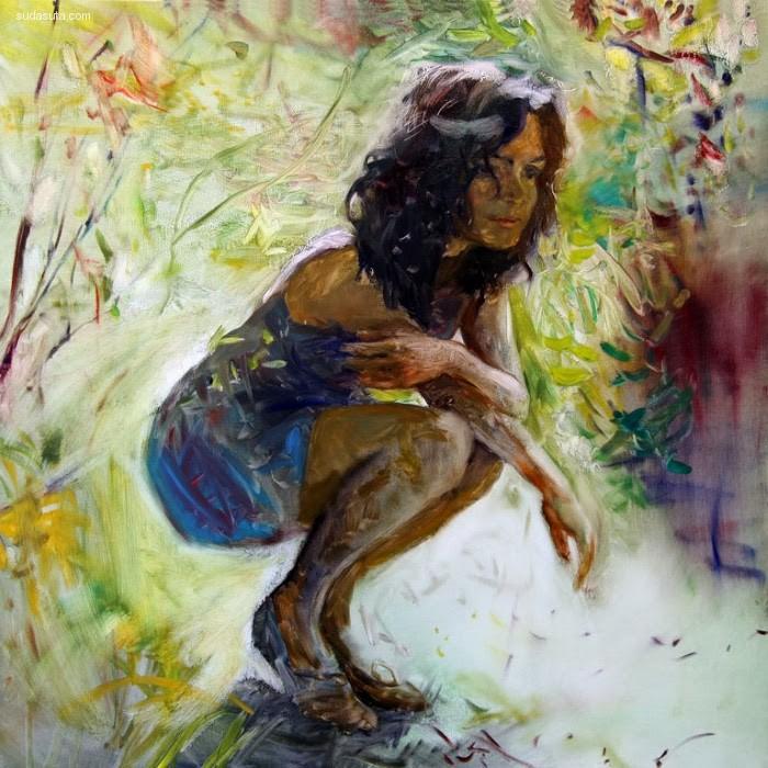 Moussin Irjan 绘画艺术欣赏