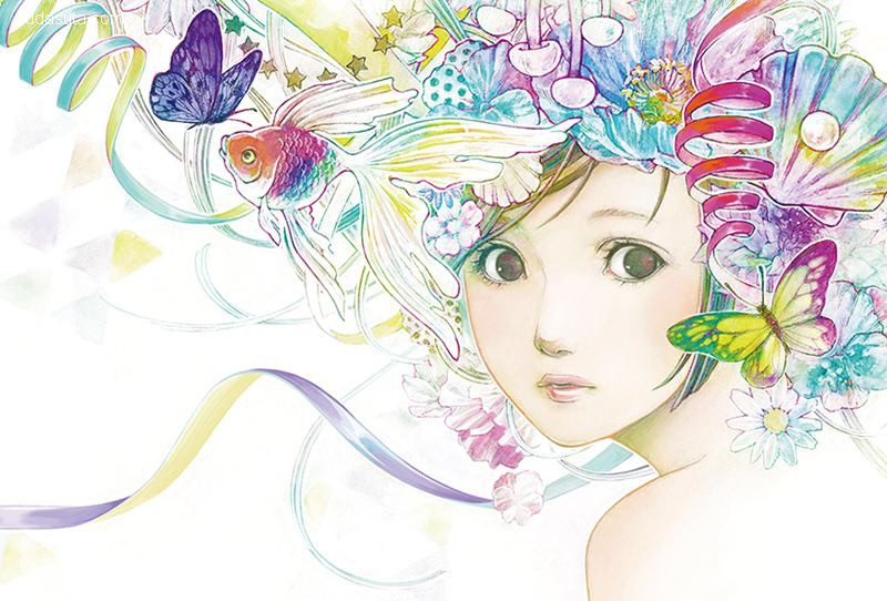 越前 菜都子(Natsuko Echizen) 清新可爱的女孩子