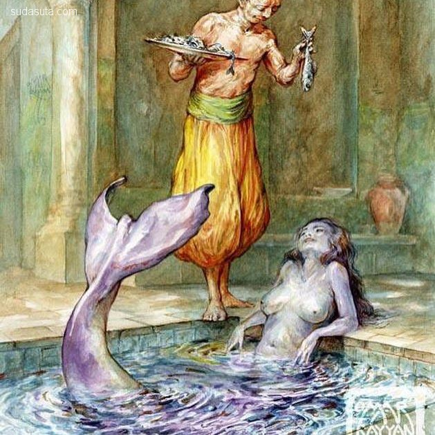 Omar Rayyan 人鱼传说