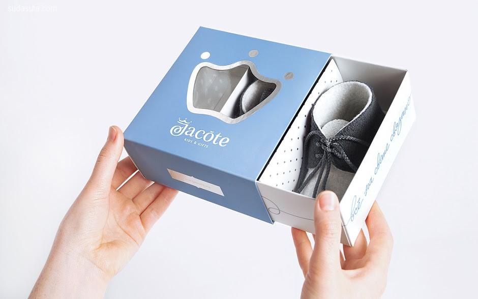 Jacote Kids & Gifts 包装设计欣赏