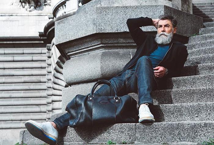 Philippe Dumas 时尚潮爷爷