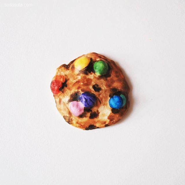 SOGOAL ZOLGHADRI 饼干的艺术