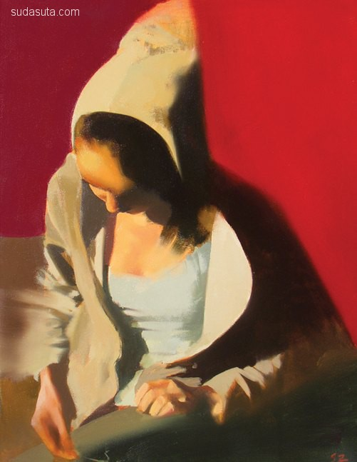 Serge Zhukov 绘画艺术欣赏