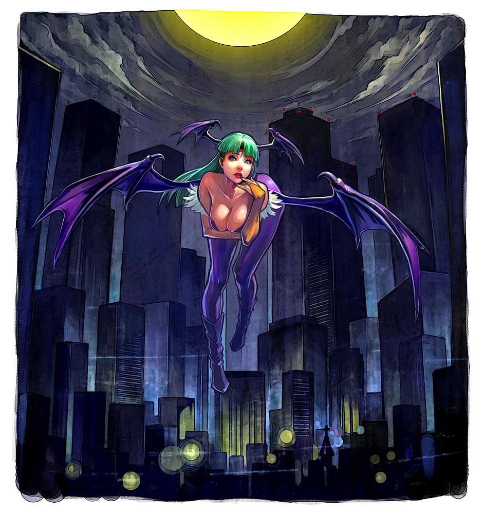 Shuichi Wada 性感迷人的概念插画欣赏