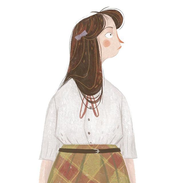 Taryn Knight 温暖人心的手绘小插图