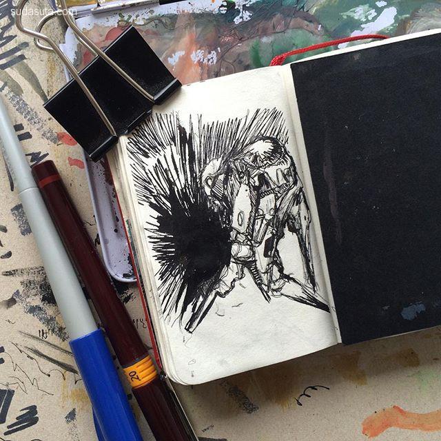 Vhox 混沌的涂鸦本子