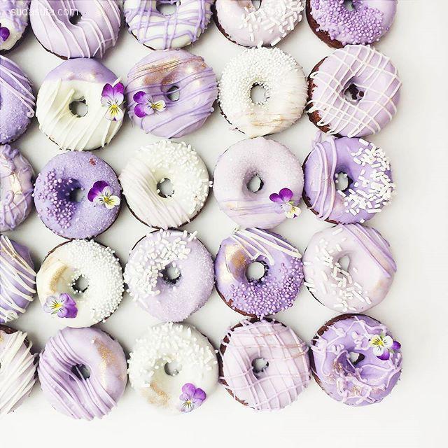 专业吃货Vickie Liu 的饼干艺术