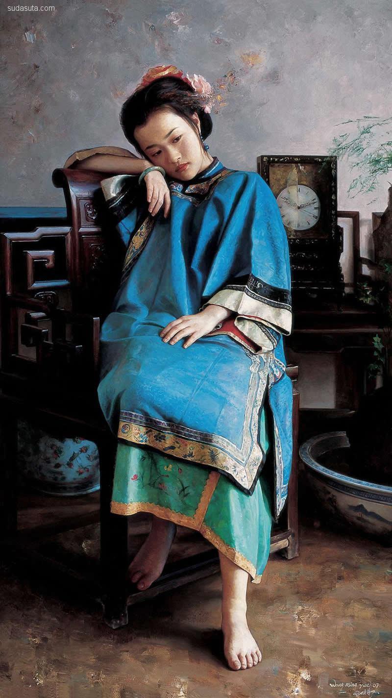 王明月 古典主义绘画艺术欣赏
