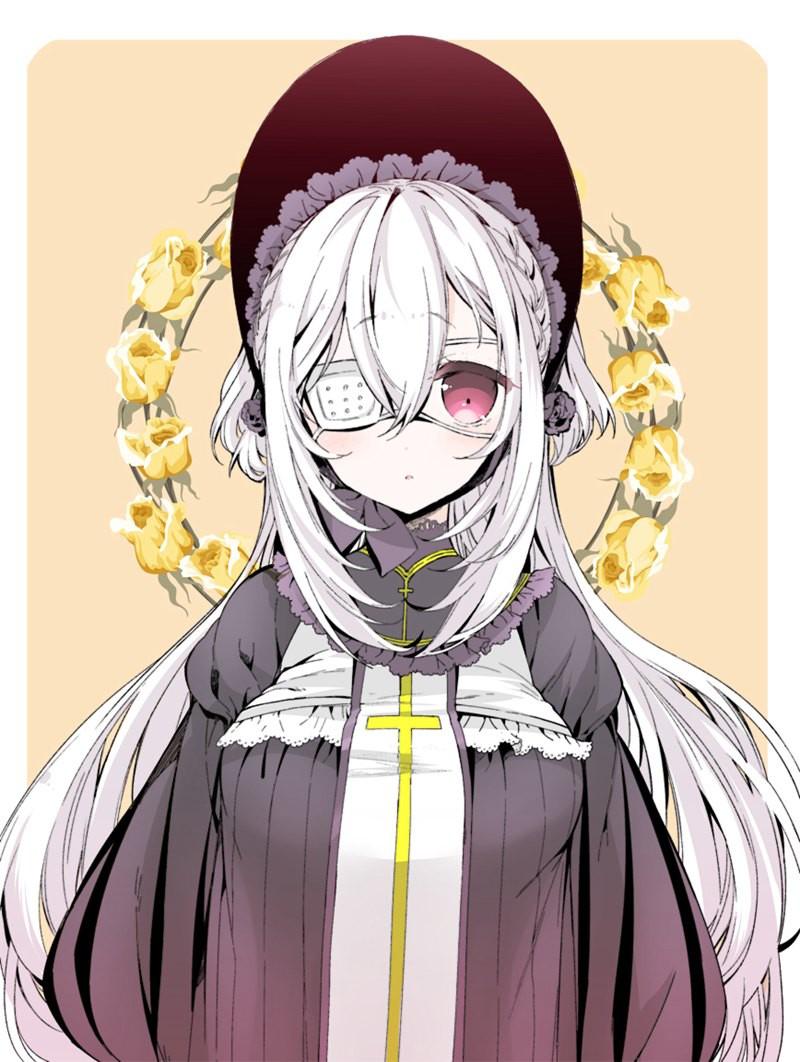 崎由けぇき 可爱的二次元美少女