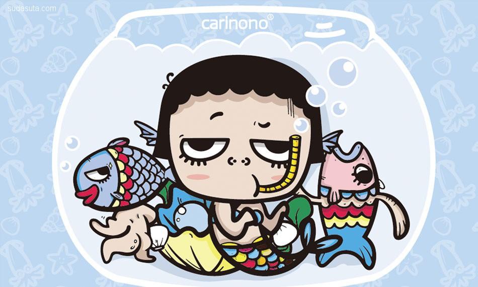 独立设计品牌 卡里努努CARINONO