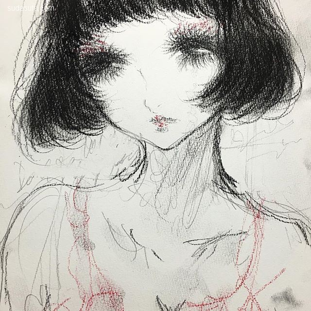 Mitsunavinilos 情色插画欣赏