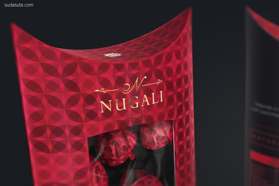 Glückskäfer Nugali 包装设计欣赏