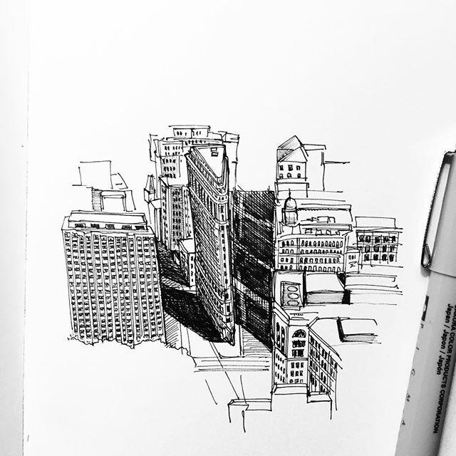 MISTER VI 描绘城市的线条