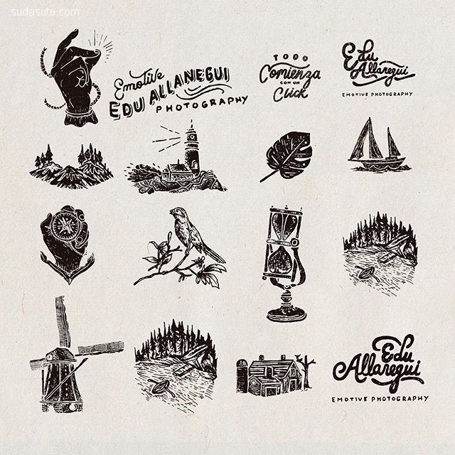 Nicolás Crespo 的纹身涂鸦本子