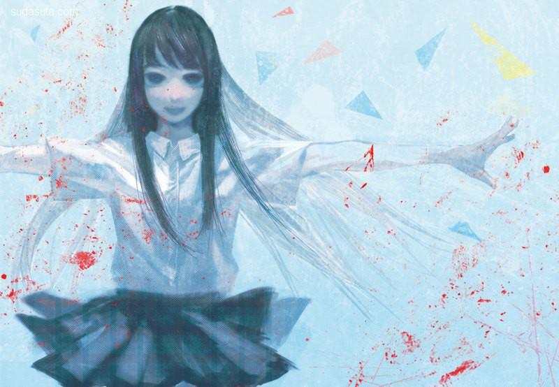 友野るい(Rui Tomono) 数字艺术作品欣赏
