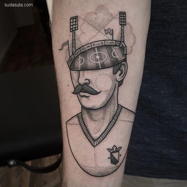 德国纹身艺术家 Susanne König