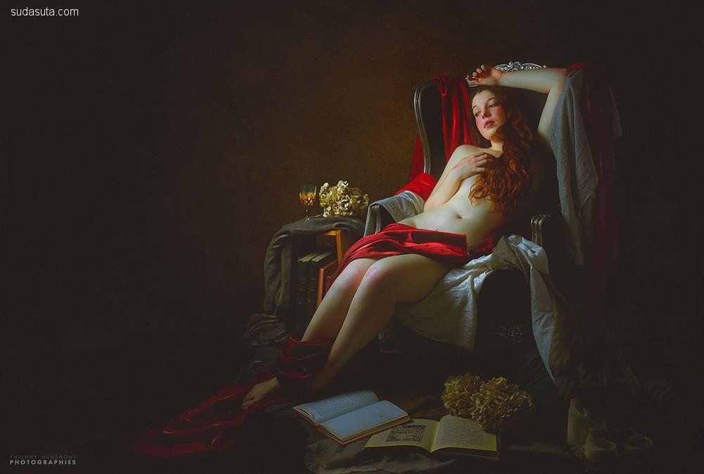 Thierry Bansront 古典主义绘画艺术欣赏