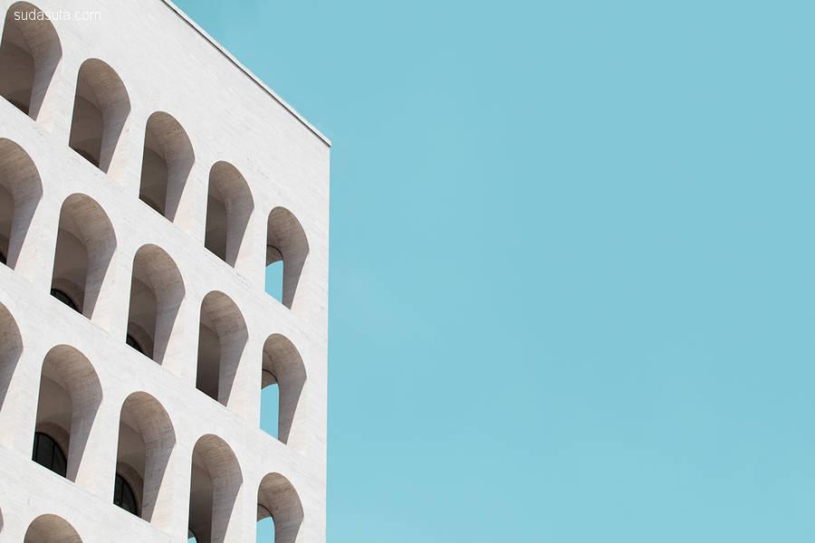 Alessandro Barattelli 极简主义摄影作品欣赏