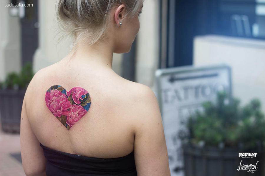 纹身设计师 Andrey Lukovnikov