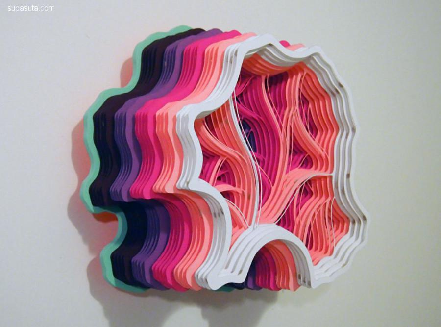 Charles Clary 纸张的艺术