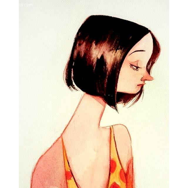 Crystal Kung 温暖的画面 卡通漫画欣赏