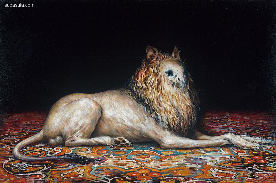 Esao Andrews 绘画艺术欣赏