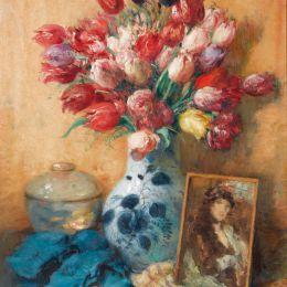 Fernand Toussaint 古典主义绘画艺术欣赏