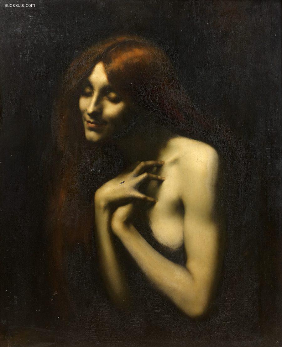 Juana Romani 古典主义绘画艺术欣赏