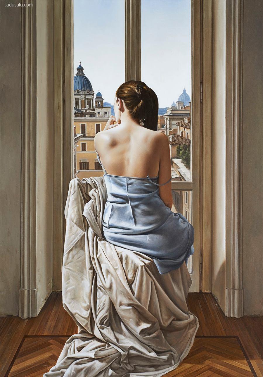 Luca Morelli 绘画艺术欣赏