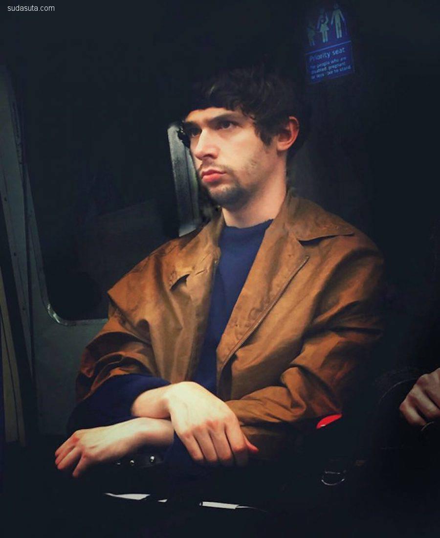 Matt Crabtree 油画般的艺术 人像摄影欣赏
