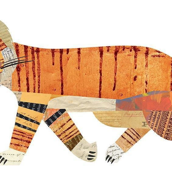 Maya Hanisch 装饰插画欣赏