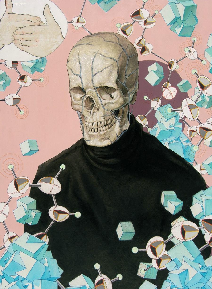 Michael Reedy 绘画艺术欣赏