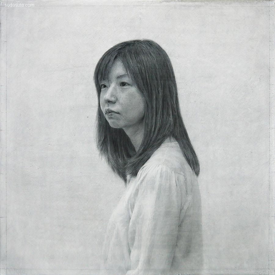 古賀充(Mitsuru Koga) 手绘素描